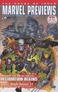 Marvel Previews Vol 1 25