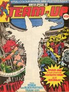 Marvel Team-Up (UK) Winter Special Vol 1 1