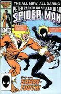 Peter Parker, The Spectacular Spider-Man Vol 1 116