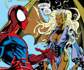Peter Parker & Angela Cairn (Earth-616) from Amazing Spider-Man Vol 1 395 0001