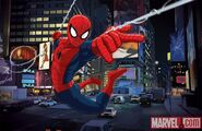 Peter Parker (Earth-12041) from Poster