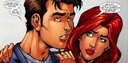 Peter Parker (Earth-91101) and Mary Jane Watson (Earth-91101) from Spider-Man The Clone Saga Vol 1 2 001