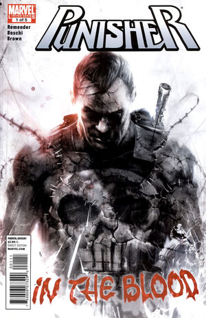 Punisher In the Blood Vol 1 1