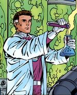 Reed Richards (Earth-9602) from Challengers of the Fantastic Vol 1 1 001