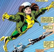 Rogue (Anna Marie) (Earth-616) from Rogue Vol 1 1 0001