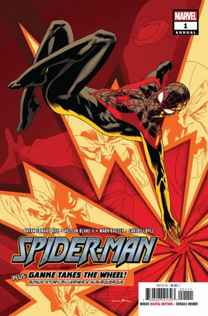 Spider-Man Annual Vol 2 1