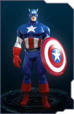 Steven Rogers (Earth-TRN258) from Marvel Heroes (video game) 0001