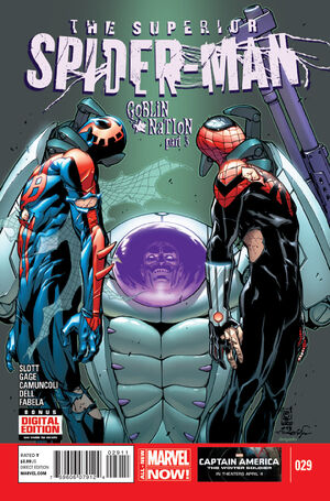 Superior Spider-Man Vol 1 29