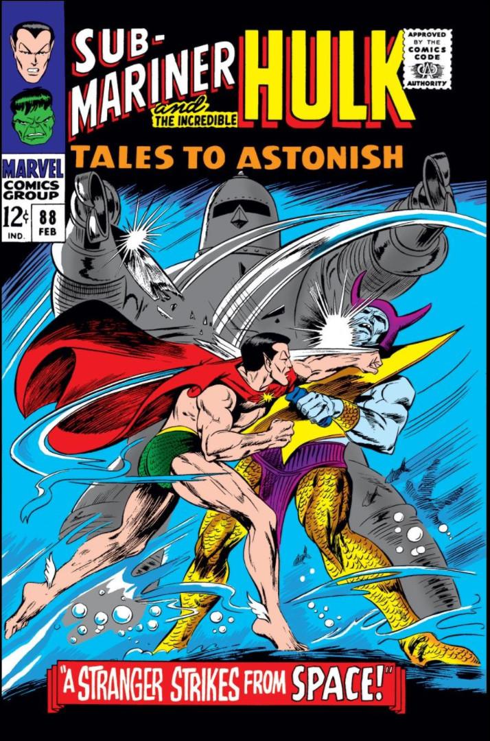 Tales to Astonish Vol 1 88