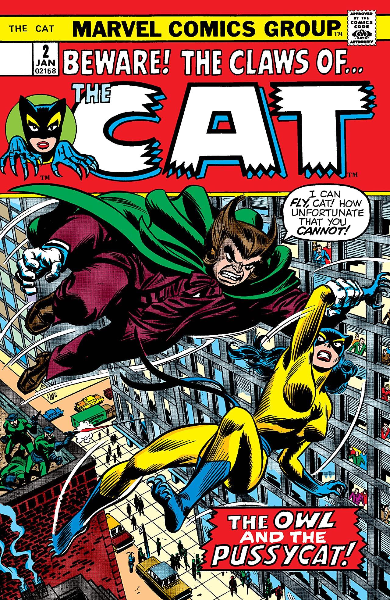 The Cat Vol 1 2