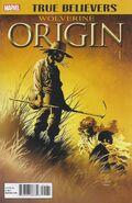 True Believers Wolverine - Origin Vol 1 1