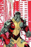 Uncanny X-Men Vol 1 507 Textless