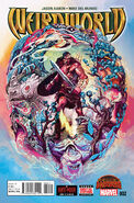Weirdworld Vol 1 2