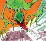 Wendigo Spirit (Earth-616) from Amazing Spider-Man Vol 1 277 Cover 001