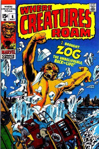 Where Creatures Roam Vol 1 6