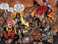 X-Men (Earth-12034) from Wolverine and the X-Men Vol 1 4 page --