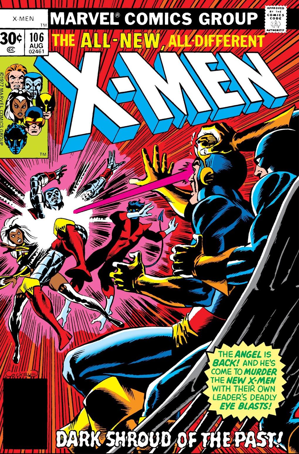 X Men Vol 1 106