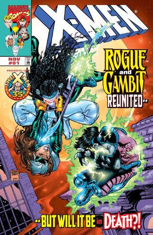 X-Men Vol 2 81