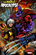 Age of Apocalypse Vol 2 1 Textless