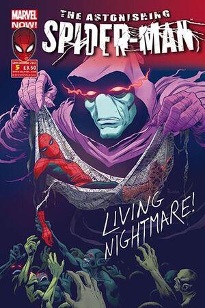 Astonishing Spider-Man Vol 4 5