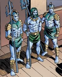 Atlanteans (Earth-717) What If Sub-Mariner Vol 1 1