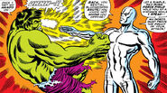 Bruce Banner (Earth-616) and Norrin Radd (Earth-616) from Tales to Astonish Vol 1 93 0001