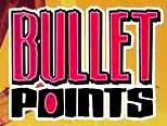 Bullet Points (2005) logo