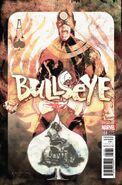 Bullseye Vol 1 1 Sienkiewicz Variant