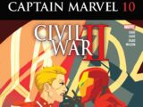 Captain Marvel Vol 9 10