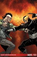 Daken Dark Wolverine Vol 1 18 Textless