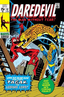 Daredevil Vol 1 72
