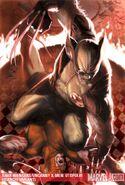 Dark Avengers Uncanny X-Men Utopia Vol 1 1 Bianchi Variant Textless