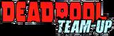 Deadpool Team-Up (2009) logo