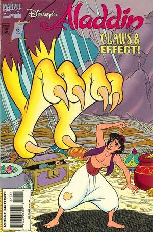 Disney's Aladdin Vol 1 6