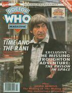 Doctor Who Magazine Vol 1 198
