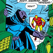 Donald Birch (Earth-616) from Tales of Suspense Vol 1 63 005