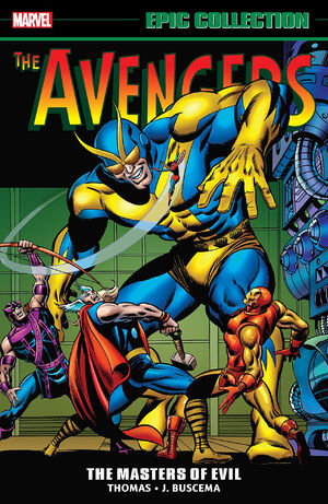 Epic Collection Vol 1 Avengers 3