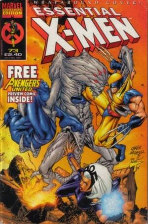Essential X-Men Vol 1 73