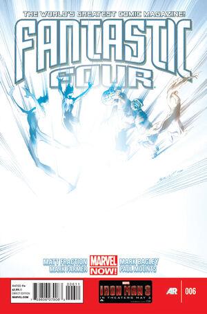 Fantastic Four Vol 4 6