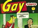 Gay Comics Vol 1 1