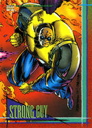 Guido Carosella (Earth-616) from Marvel Universe Cards Series IV 0001