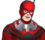Henry Pym (Earth-TRN562) from Marvel Avengers Academy 006