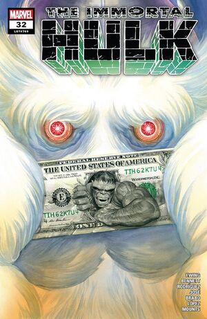 Immortal Hulk Vol 1 32