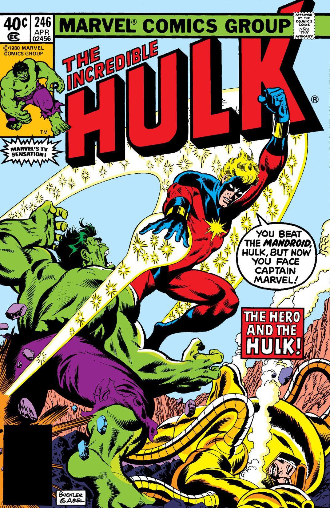 Incredible Hulk Vol 1 246