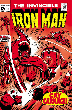 Iron Man Vol 1 13