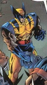 James Howlett (Earth-7642) from Badrock Wolverine Vol 1 1 001