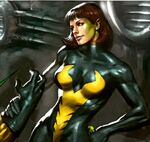 Janet Van Dyne (Skrull) (Earth-10223) from What If? World War Hulk Vol 1 1 0001
