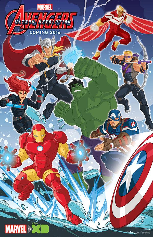 Marvel's Avengers Assemble   Marvel Database   FANDOM powered by Wikia