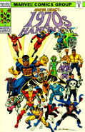 Marvel Legacy The 1970s Handbook Vol 1 1