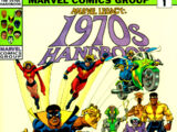 Marvel Legacy: The 1970s Handbook Vol 1 1